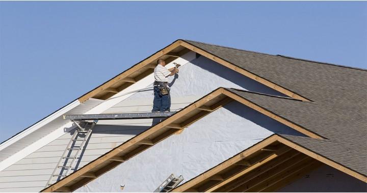 Зашивка фронтонів  - чим обшити фронтон будинку