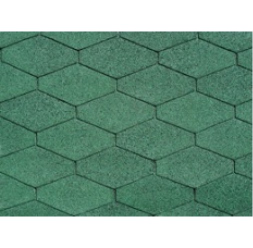 БІТУМНА ЧЕРЕПИЦЯ Diamant Forest Green