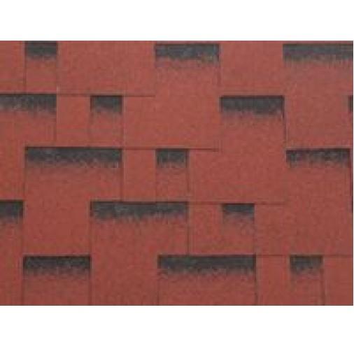 БІТУМНА ЧЕРЕПИЦЯ Skyline Tile Red Ultra