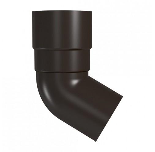 Водостічна система Коліно труби River 90 мм