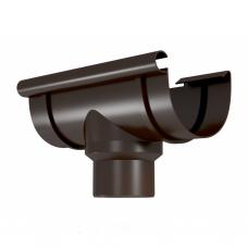 Водостічна система Лійка River 125/90 мм