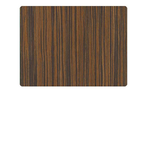 Металопрофіль  Профнастил під дерево Темний дуб Woodlike (brown)