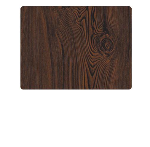 Металопрофіль  Профнастил під дерево Венге Woodlike (brown wenge)