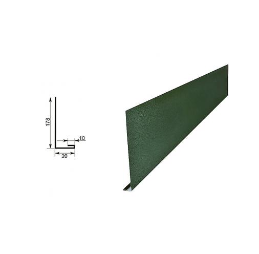 СУПУТНІ МАТЕРІАЛИ Планка зашивки Тип 2