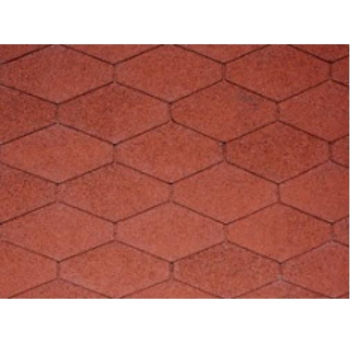 БІТУМНА ЧЕРЕПИЦЯ Diamantshield Tile Red