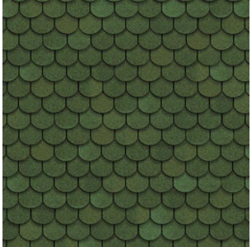 БІТУМНА ЧЕРЕПИЦЯ Танго (Зелений)